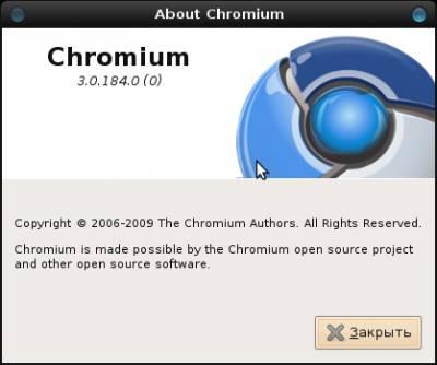 Chromium 19.0.1071.0